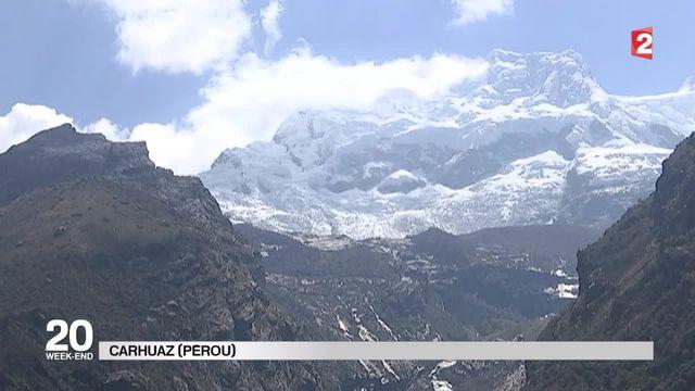 Réchauffement climatique : Au Pérou, les glaciers ont perdu 40% de leur surface