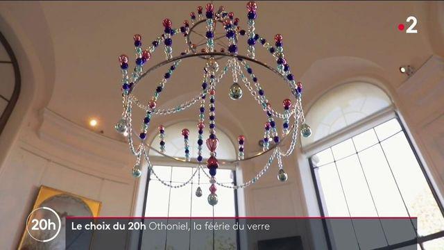 Petit Palais : le verre enchanté de Jean-Christophe Othoniel