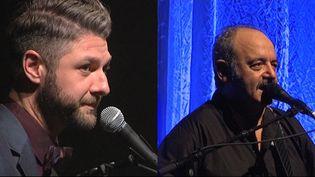 Pierre Lapointe et Louis Chedid au festival Pause-Guitare à Albi  (France 3 / Culturebox)