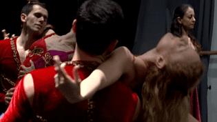 """""""Roméo et Juliette"""" mis en mouvement par Julien Lestel à l'opéra de Marseille  (France3 / Culturebox)"""