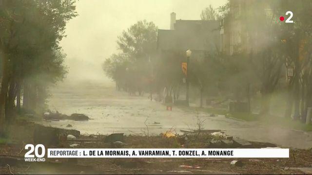 Ouragan Florence : les États-Unis sous la tempête