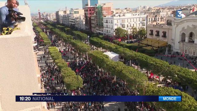 Tunisie : un anniversaire de la révolution de jasmin sur fond de grogne sociale