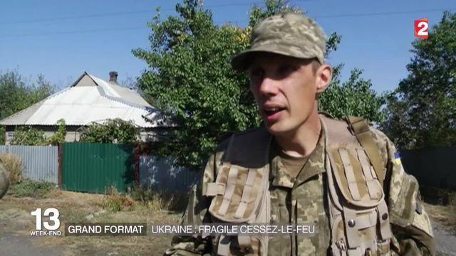 En Ukraine, le cessez-le-feu ne tient qu'à un fil
