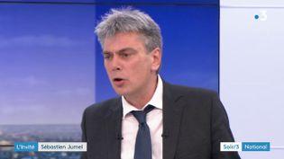 Sébastien Jumel (France 3)
