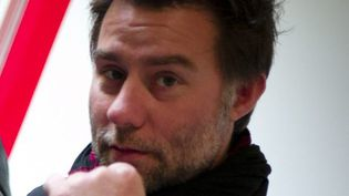 Christian Allex, programmateur du festival Cabaret Vert.  (Simon Daval/MAXPPP)