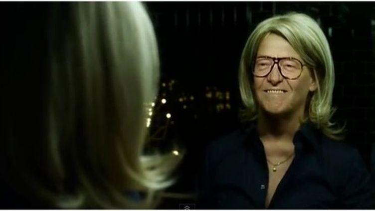 """La Licra """"démasque Marine Le Pen"""" (Licra)"""