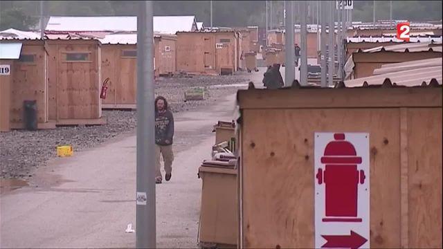 Grande-Synthe : l'État reprend la main sur le camp de migrants