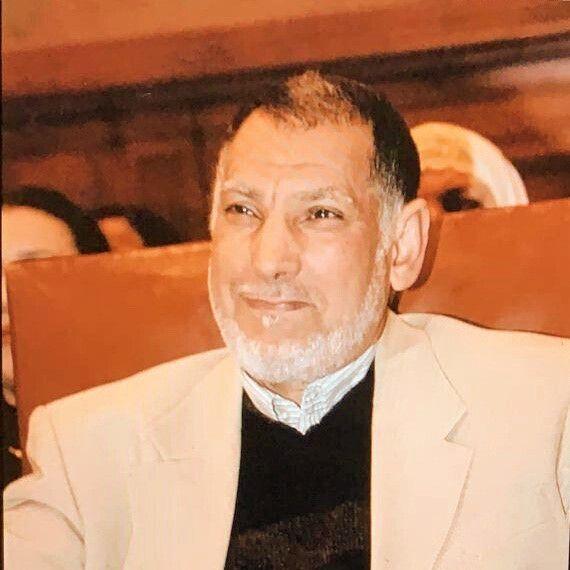 Mohammed Zarrouki, sur une photonon datée transmise à franceinfo par ses proches. (DR)