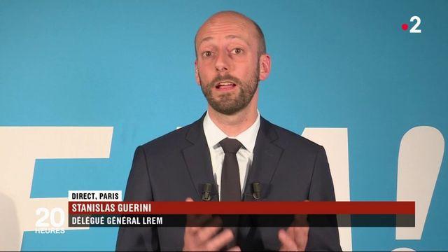 """Emmanuel Macron : une """"réaffirmation des fondamentaux"""" pour Stanislas Guérini (LREM)"""