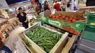 À Londres, et plus généralement au Royaume-Uni, les initiatives pour lutter contre le gaspillage alimentaire se multiplient. (  MAXPPP)