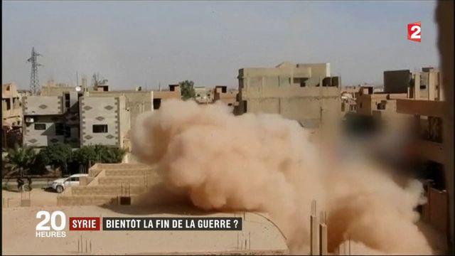 Syrie : bientôt la fin de la guerre ?