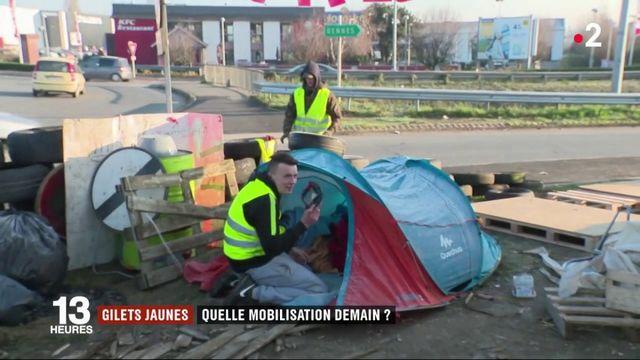 """""""Gilets jaunes"""" : quelle mobilisation samedi 15 décembre ?"""