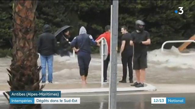 Météo : la France secouée par les intempéries
