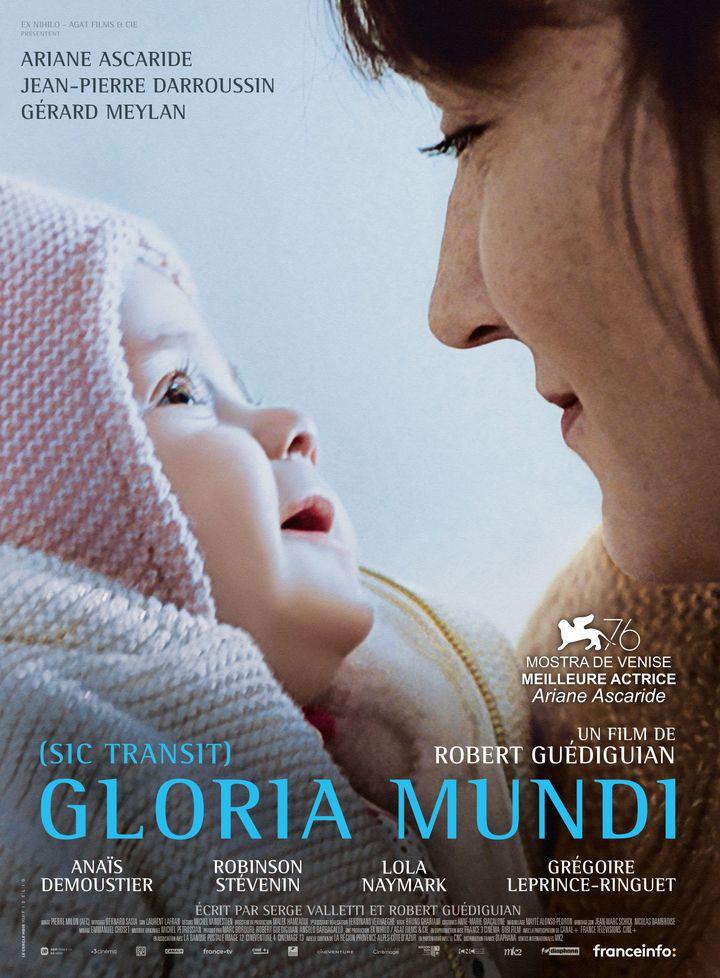 "Affiche de ""Gloria Mundi"", De Robert Guédiguian (2019) (DIAPHANA DISTRIBUTION)"