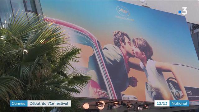 Cannes : début du 71e Festival