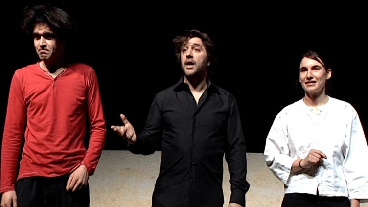 """""""Isabelle aux 100 visages"""" au théâtre Jean Vilar  (France3/culturebox)"""