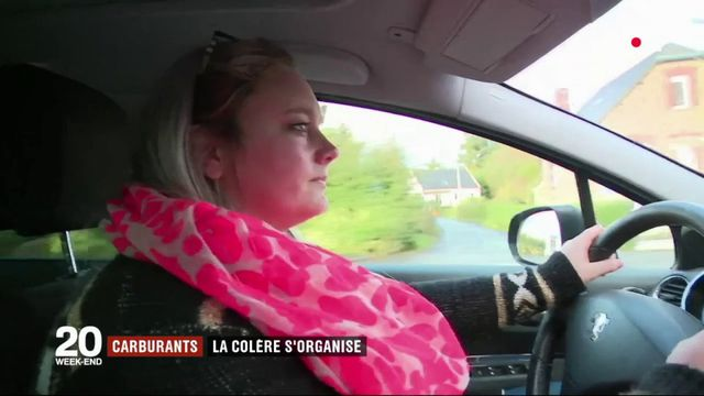 Carburants : la colère s'organise