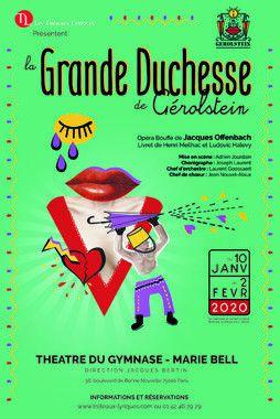 L'affiche de la Grande Duchesse d'Offenbach (L'affiche de la Grande Duchesse d'Offenbach)