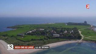 L'île de Tatihou (France 2)