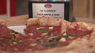 Pizza : une bouchée de Naples à Bourg-en-Bresse (FRANCE 2)
