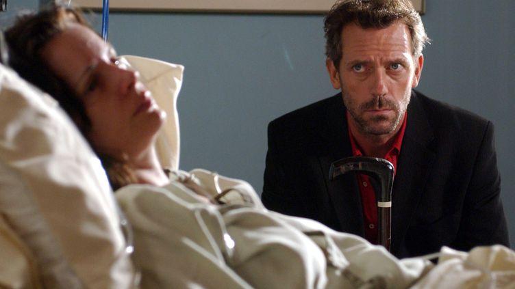 """Le tout dernier épisode de """"Dr House"""" a été diffusé aux Etats-Unis lundi 21 mai 2012. (ARCHIVES DU 7EME ART / PHOTO12 / AFP)"""