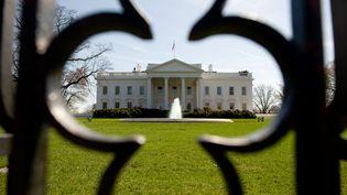 La Maison Blanche, le 17 mars 2010, à Washington DC (Etats-Unis). (SAUL LOEB / AFP)
