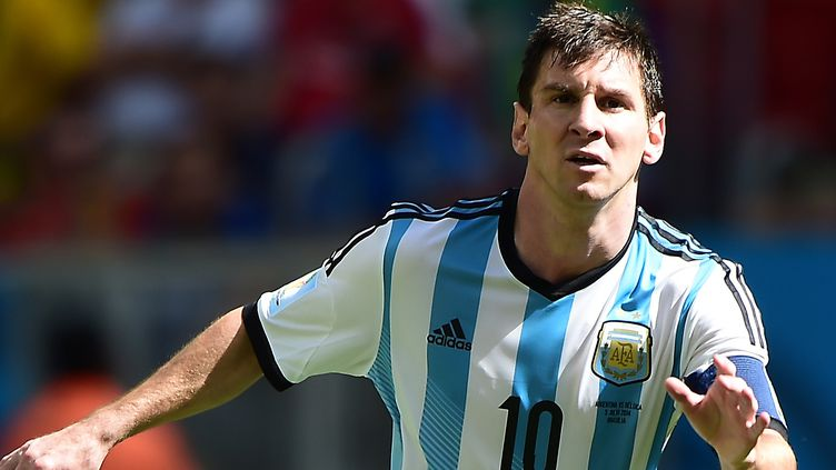Lionel Messi (Argentine) (FRANCOIS XAVIER MARIT / AFP)