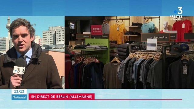 Déconfinement : en Allemagne, certains commerces sont autorisés à rouvrir