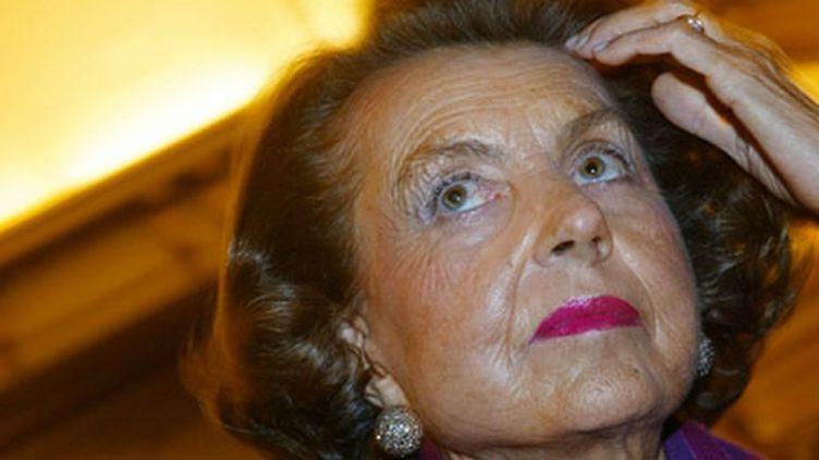 Liliane Bettencourt (AFP - Joel Saget)