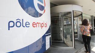 Une agence Pôle emploi, à Angoulême (Charente), le 5 juillet 2016. (MAXPPP)