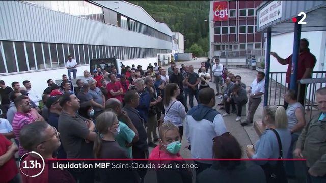Jura : la ville de Saint-Claude sous le choc face à la liquidation judiciaire de la fonderie MBF Aluminium