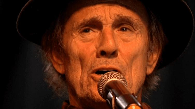 Murray Head sur la scène du festival Overdrive de Chaulnes (Somme), le 15 octobre 2016  (Culturebox / Capture d'écran)