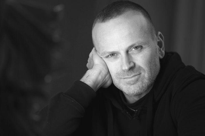 Le couturier Maurizio Galante  (Azzurra-Primavera)