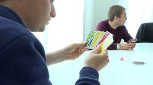 Le projet habitat inclusif à Bordeaux permet à de jeunes autistes de devenir plus autonomes. (FRANCE 3)