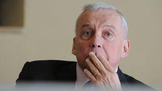Raymond Duffaut, directeur des Chorégies d'Orange, en 2009  (PHOTOPQR/LA PROVENCE)