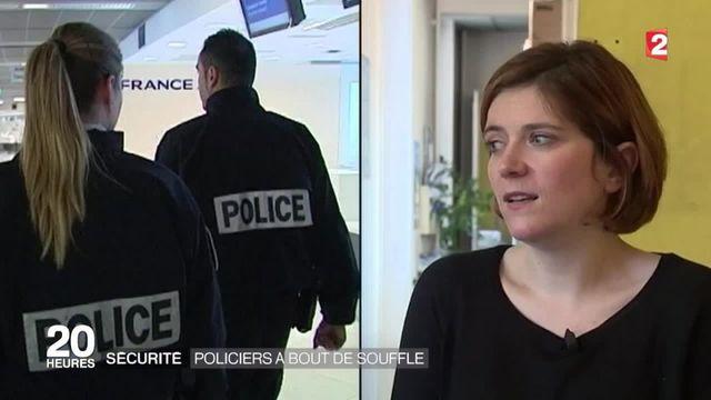 Menace terroriste : les policiers à bout de souffle