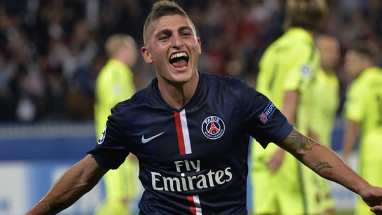 Marco Verratti (Paris-Saint-Germain) (MIGUEL MEDINA / AFP)