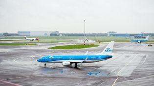 L'aéroport d'Amsterdam, aux Pays-Bas, le 18 août 2017. (ROMY ARROYO FERNANDEZ / NURPHOTO / AFP)