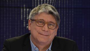 Eric Coquerel, député La France Insoumise de Seine-Saint-Denis. (JEAN-CHRISTOPHE BOURDILLAT / RADIO FRANCE)