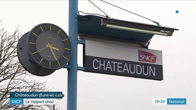 SNCF : le rapport choc
