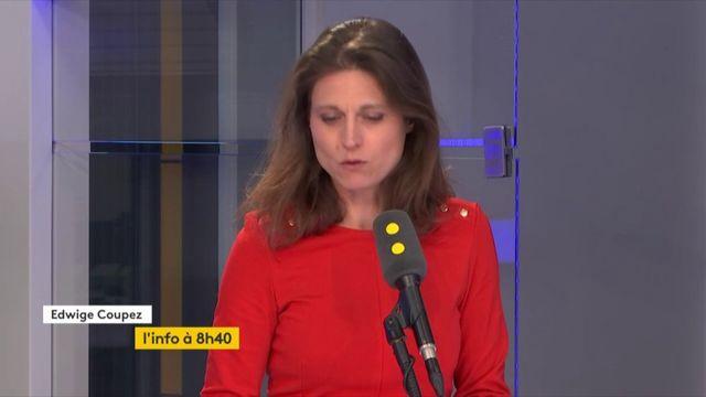 """Hulot : """"Je déteste la théorie du complot. Mais il est évident que la moindre suspicion qui peut toucher un membre du gouvernement va prendre une ampleur médiatique, (...) certains cherchent à l'utiliser politiquement"""", explique Agnès Buzyn #8h30politique"""