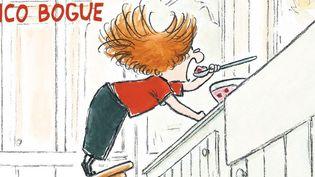 """""""Pico Bogue"""", version moderne du """"Petit Nicolas"""", sert aux lecteurs une bonne dose de rigolade !  (Alexis Dormal / Editions Dargaud)"""