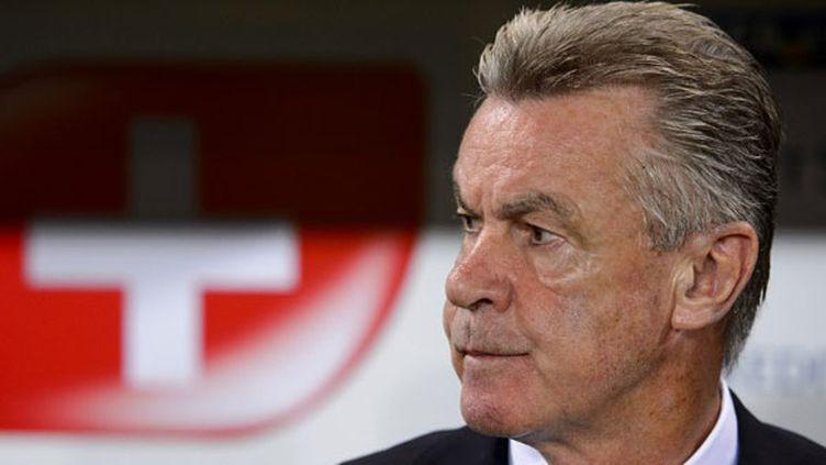 L'ancien sélectionneur de l'équipe suisse Ottmar Hitzfeld