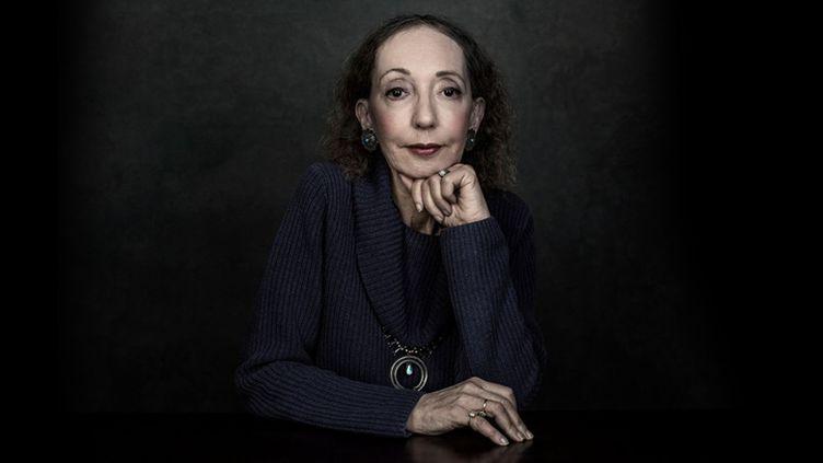 La romancière Joyce Carol Oates  (Dustin Cohen)