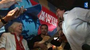 Manitas de Plata, l'homme aux mains d'argent fête ses 90 ans  (Culturebox)