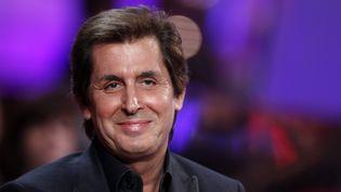 Max Guazzini a eu de nombreuses vies : avocat, attaché de presse pour Dalida, président du Stade Français. (FRÉDÉRIC DUGIT / MAXPPP)