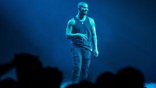Drake sur scène à Oslo (mats 2017)  (Gonzales Photo/Per-Otto Oppi / PHOTOSHOT/MAXPPP)