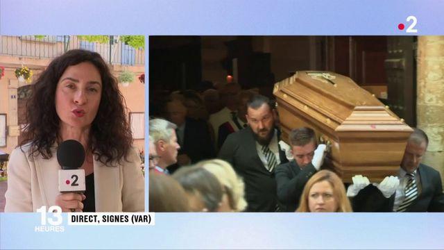 Signes : un discours émouvant pour rendre hommage au maire décédé