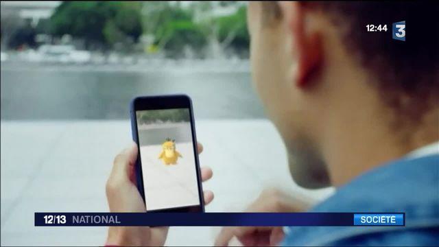 """""""Pokémon Go"""" : l'application crée une chasse grandeur nature dans la vie réelle"""