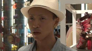 Han Huohuo vit pour la mode. (FTV)